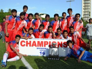 The Champions: Campion School