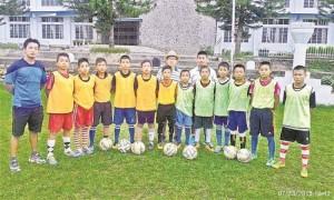 India Under-12 Team