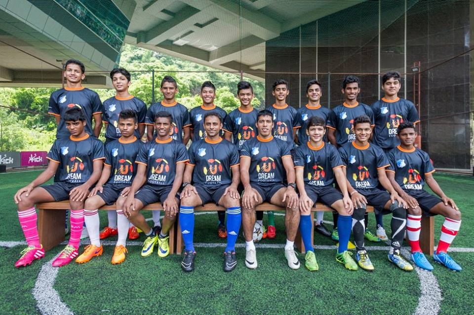 Team U Dream Football 2015