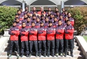 India U16 Team - AFC U16 Qualifiers
