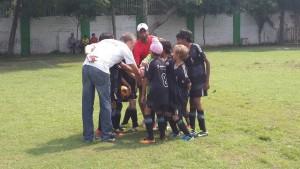 Delhi Youth League Huddle