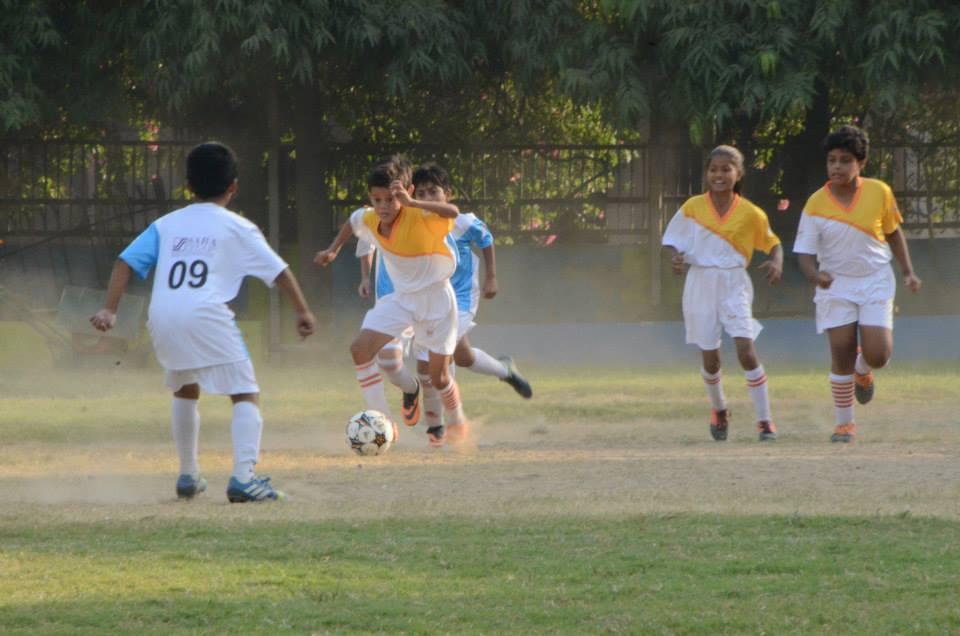 Delhi Youth League Kids