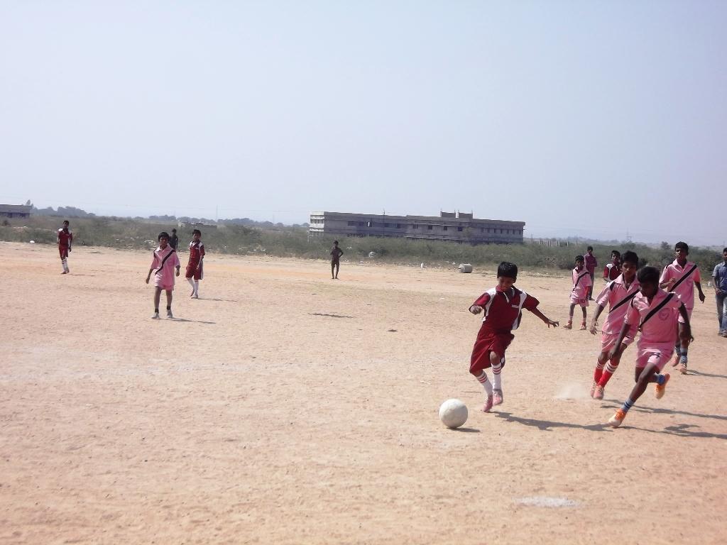 ASA Football League Match