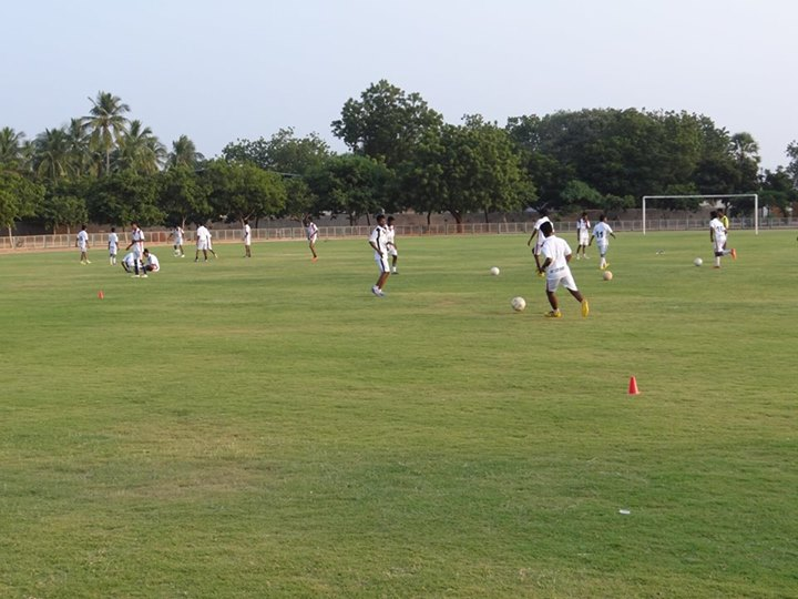 ASA Football Training