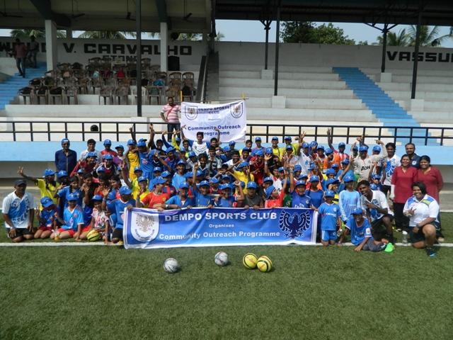 Dempo Sports Club Outreach Program
