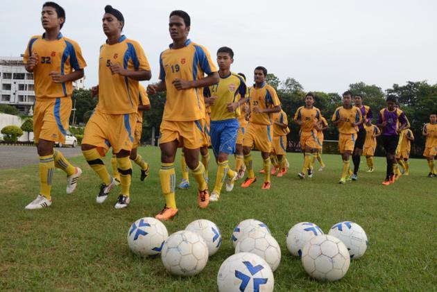Tata Football Academy Jamshedpur