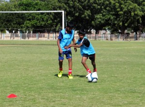 ASA I-League Preparation Camp