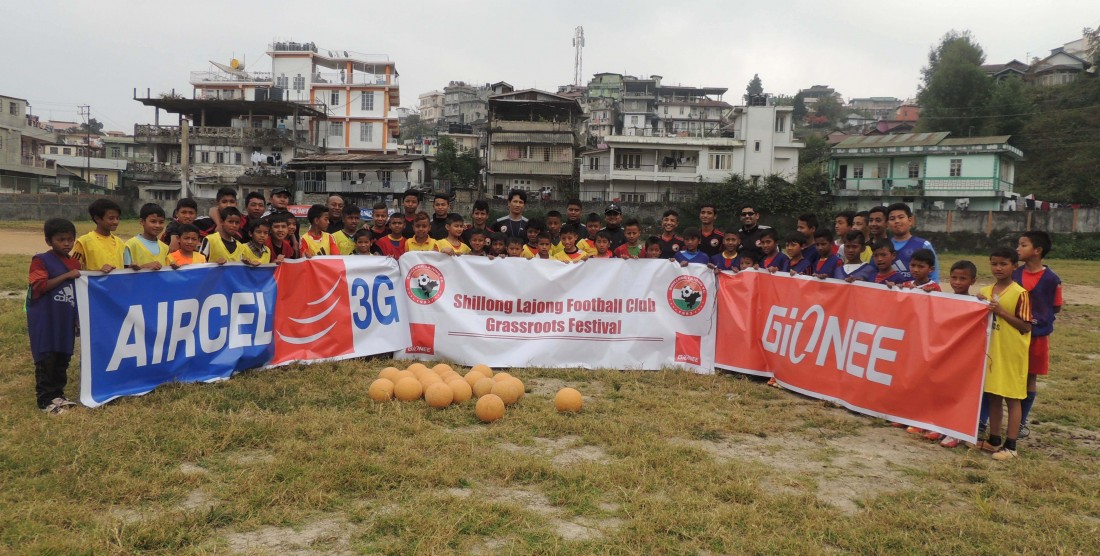 SLFC Grassroots Festival 1