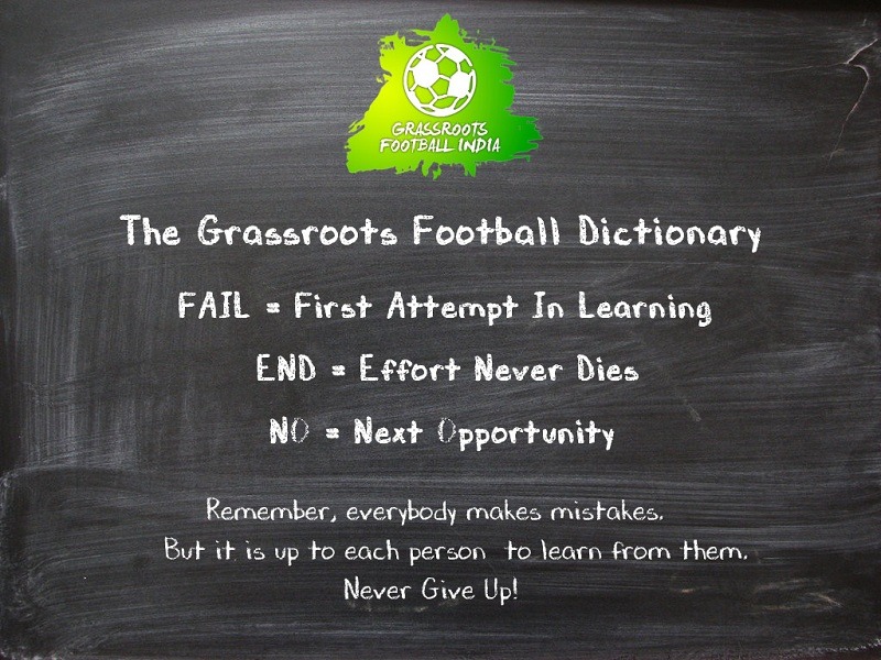Grassroots Football Dictionary 1