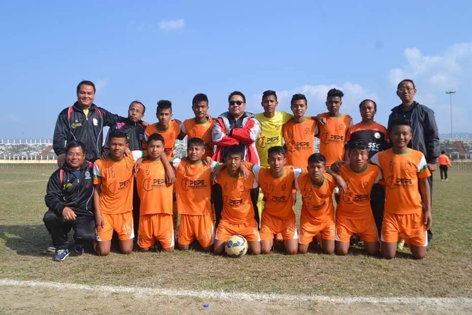 Neroca FC U15 Team