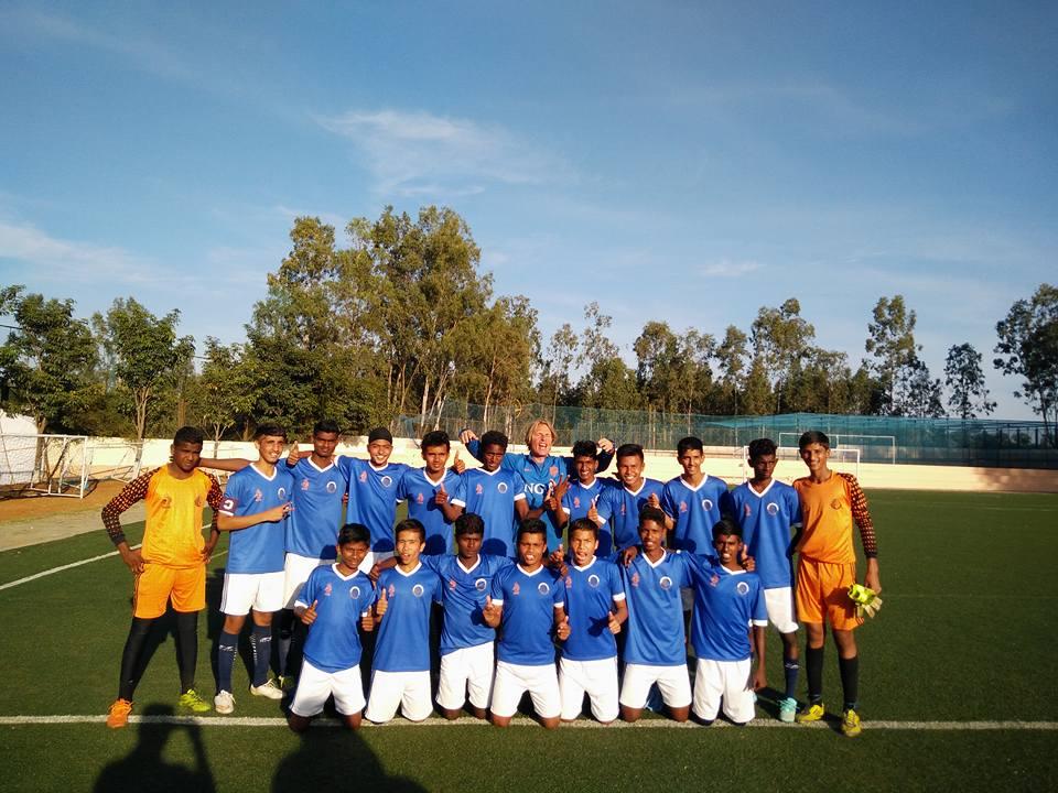 Ozone Group FA U15s