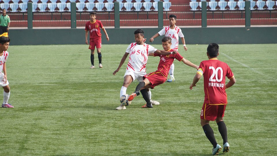 RWFC In Action