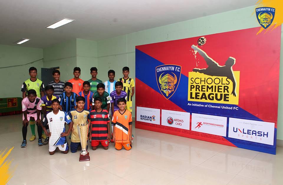 Schools Premier League Launch 2