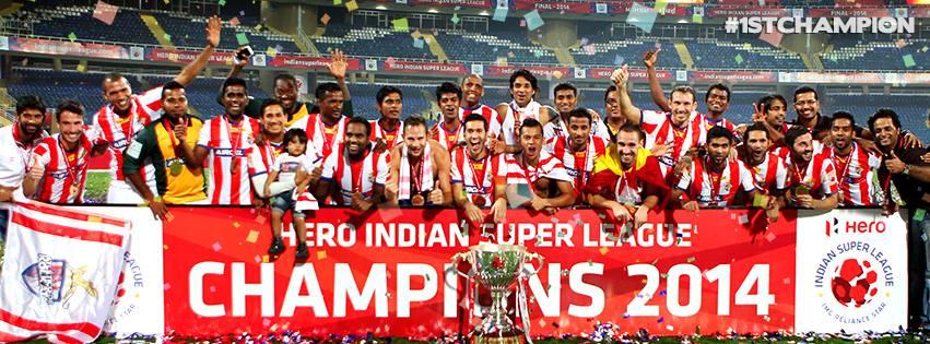 ATK, 1st ISL Champions