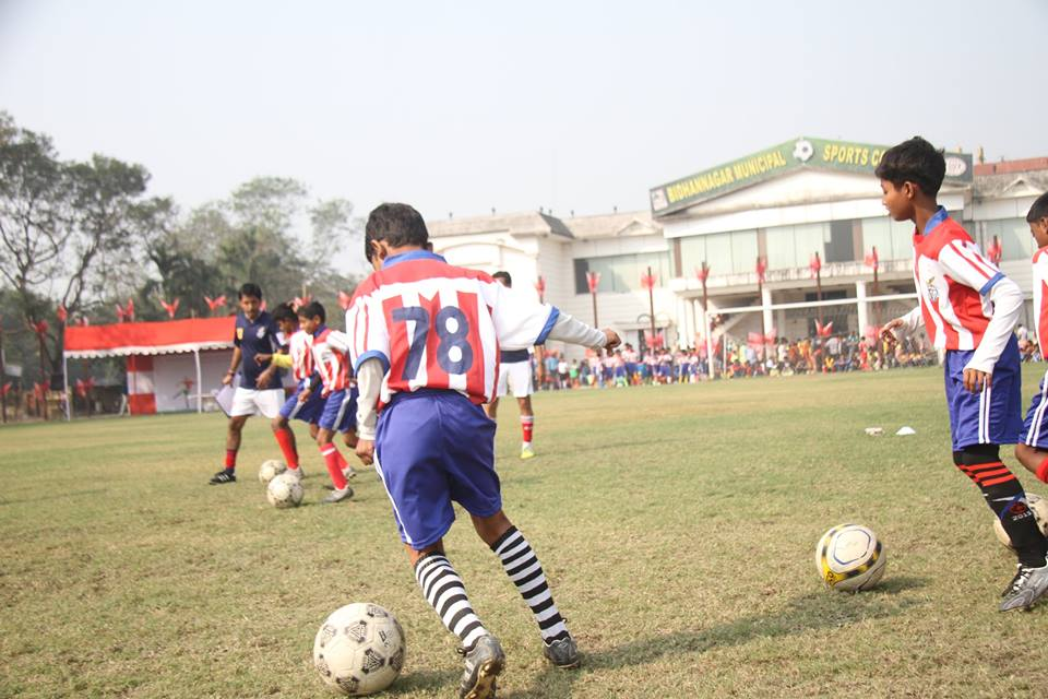 Participants of ATK's Grassroots Programme