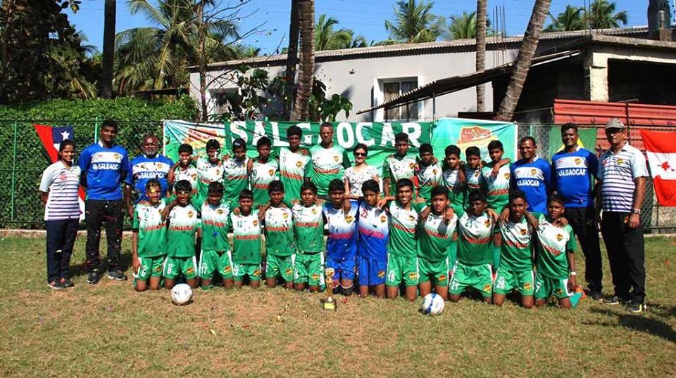 Salgaocar FC U14s